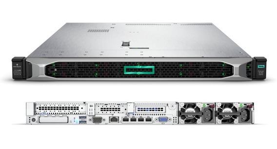 Servidor Hp Dl360 Gen10 - Xeon 3104 - 8gb - Garantia