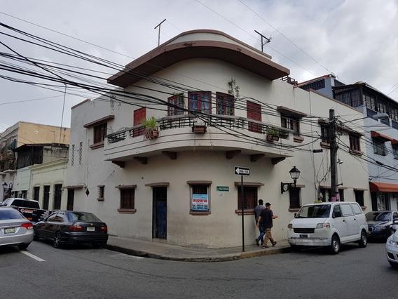Alquilo Edificio Local Comercial Zona Colonial