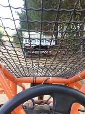 Gaiola Trilha Buggi Motor Rdz 135 Avoa Com Estabilidade