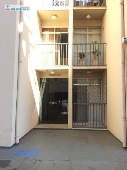 Apartamento Com 2 Dormitórios À Venda, 57 M² Por R$ 148.000,00 - Higienópolis - Piracicaba/sp - Ap0343