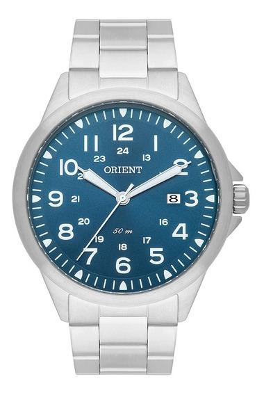 Relógio Orient Eternal Masculino Analógico Mbss1380 D2sx