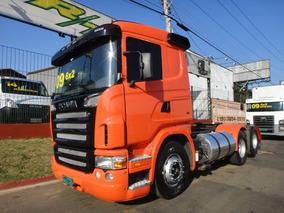 Scania 124 G 380 6x2 2009 , R440, P340,g 420, 6x2 G380 P360