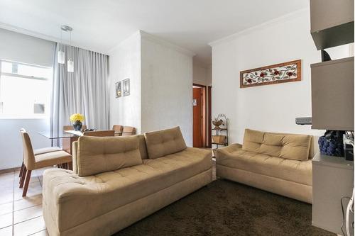 Imagem 1 de 19 de Apartamento À Venda, 3 Quartos, 1 Vaga, Fonte Grande - Contagem/mg - 19736