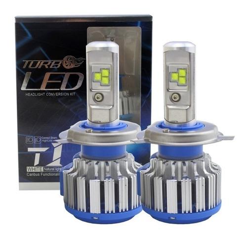 Focos Led H4 H1 H7 H11 9005 9006 Luces  Auto  Phillips