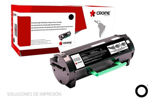Toner Lexmark 56f4h00 - 56f4u00 - 56f4000 - 56f4x00