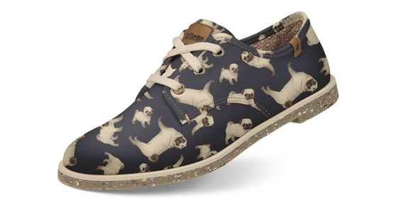 Sapato Casual Legend Vegano Pug Usthemp