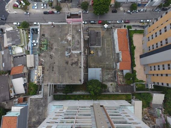 Área - Terreno Incorporação Comercial Residencial - Casa Verde Próx. Av.bras Leme - Bl3097