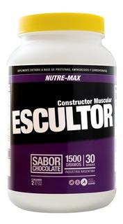 Post Entreno Y Pre Escultor -crecimiento Muscular Nutremax