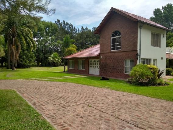 Chacra / Casa Quinta Sobre Aut 6 Marcos Paz (villars)