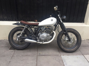 Yamaha Sr 250 Modificada Street Tracker