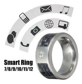 Anel Inteligente Smart Ring - Acessórios para Celulares no