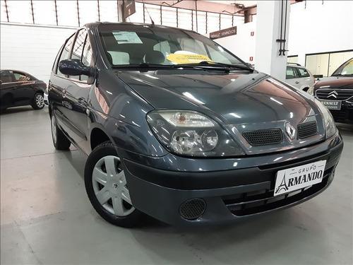 Imagem 1 de 9 de Renault Scénic 1.6 Authentique 16v