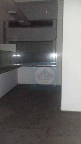 Imagem 1 de 30 de Loja Para Alugar, 600 M² Por R$ 15.000,00/mês - Centro - Santos/sp - Lo0024