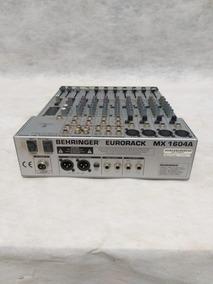 Mesa De Áudio Marca Behringer Eurorack Mx1604a