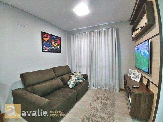 Apartamento Mobiliado Em Condomínio Com Completa Estrutura De Lazer! Estuda Propostas! - 6001725