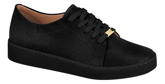 Tenis Casual Vizzano Preto Original Black Friday