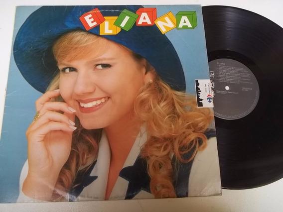 Lp Vinil - Eliana - 1994 - Pop Pop - Musica Infantil