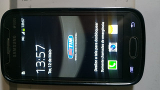Celular Samsung Galaxy S2 Duos Tv Edition