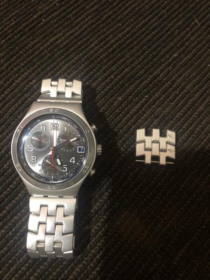 Relógio Swatch Edição Especial De Alumínio