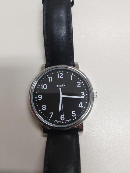Relogio Timex Fundo Preto
