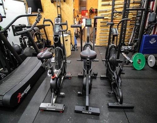 Imagen 1 de 2 de Home Fan Assault Air Echo Bike, Club Commercial Gym Master E