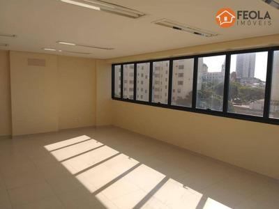 Sala Para Alugar, 45 M² Por R$ 1.800/mês - Centro - Americana/sp - Sa0077