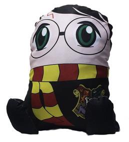 Almofada Geek Harry Potter Boneco De Pelucia Personagem