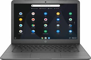 Hp 14 Chromebook 4gb 32gb Amd A4 Series _g
