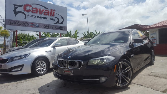 Bmw 528i Xdrive Twin Power Turbo Negro 2012