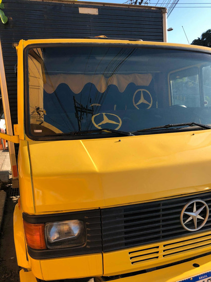 Mercedes-benz 710 Turbinada Para Pessoas Exigentes
