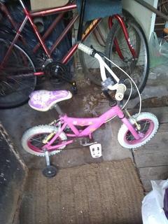 Bicicleta Niños 3 A 6 Años