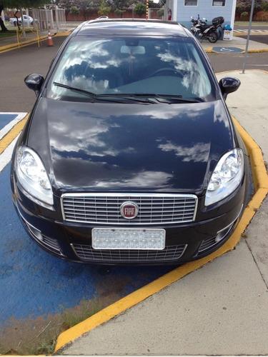 Fiat Linea Absolute 1.8 16v Dualogic (flex) 2011