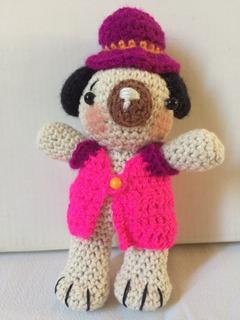 Muñecos Amigurimis Tejidos Al Crochet Regalo Navidad!