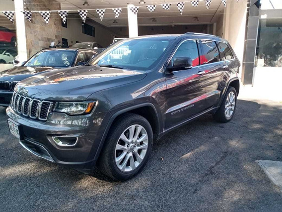Jeep Grand Cherokee 3.6 Limited Lujo 4x2 Mt 2017