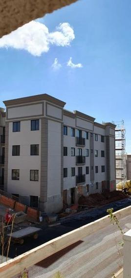 Apartamento De 2 Quartos Na Justo Manfron - Santa Felicidade/tamandaré - Apn-97
