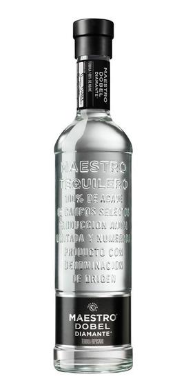 Tequila Maestro Dobel Diamante 750 Ml