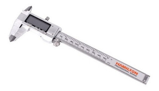 Calibre Digital Carcasa Metálica 150 Mm Hamilton
