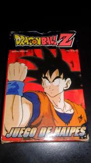 Cartas Dragon Ball Z Retro Vintage Años 90
