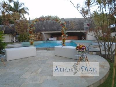 Jardim Acapulco -casa Para Festas E Eventos - Ca00052 - 4706117