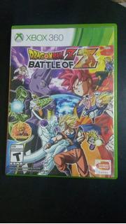 Dragonball Z Battle Of Z - Xbox 360