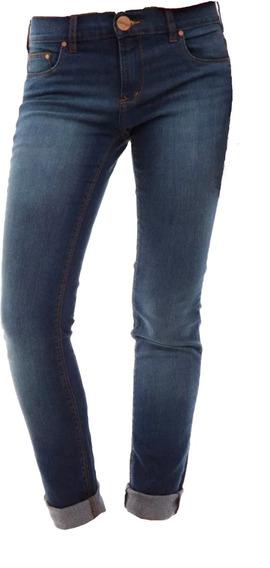 Jean Tall Ossira Chupin Mujer Calce Perfecto! + Elastizado!.608