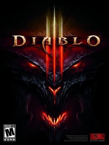 Diablo 3 Pc - Blizzard Key (envio Flash)