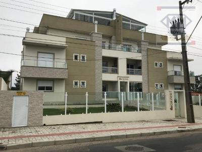 Apartamento Térreo Novo Com 2 Dormitórios Para Alugar Por R$ 1.300/mês - Ingleses - Florianópolis/sc - Ap3492