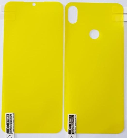 Protetor Gel Full Frente Verso Redmi Note 7 Frete Gratis !