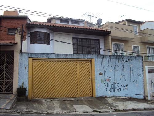 Sobrado Residencial À Venda, Altos De Vila Prudente, São Paulo. - So1120