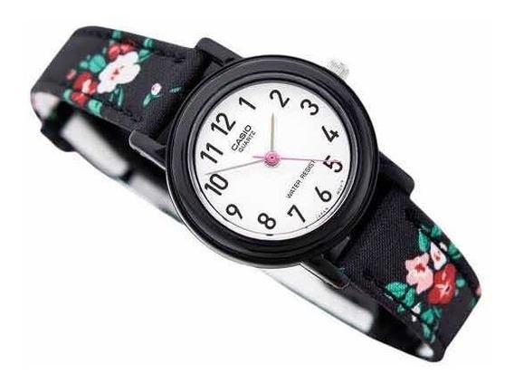 Reloj Casio Para Dama O Niña Modelo Lq-139lb Original