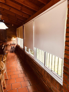 Fabrica Cortinas Roller Black Out 100% Oscuridad Americana