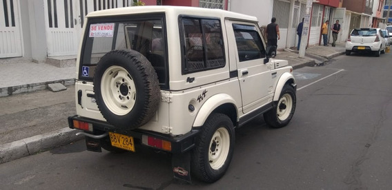 Chevrolet Samurai 1992 1995