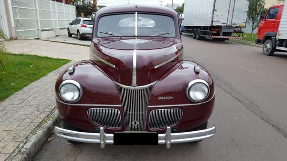 Ford 1941 Coupe Rabuda Lindíssimo