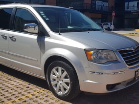 Chrysler Town & Country 4.0 Limited Plazo Hasta 48 Meses